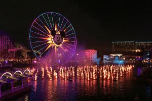 Disneyland Shuttle